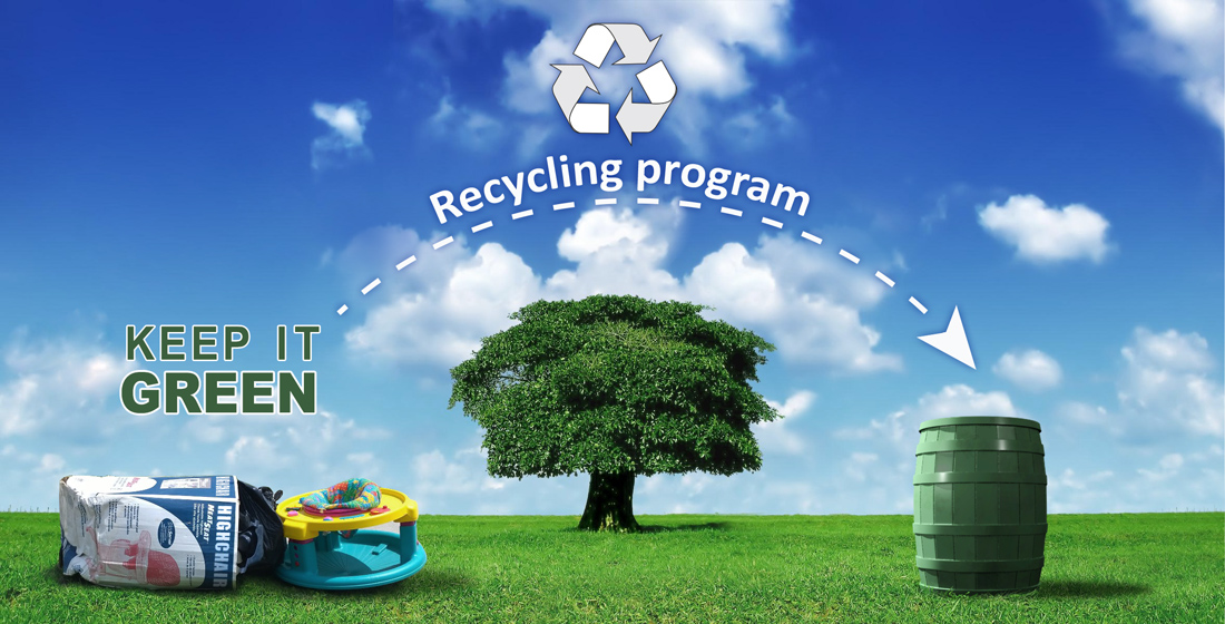 Step Up Recycling Program