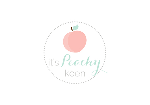 Its peachy keen