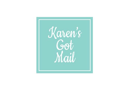 Karen's got mail