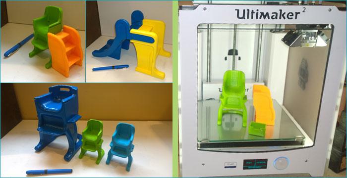 Printing Plastic 3D Proto Types